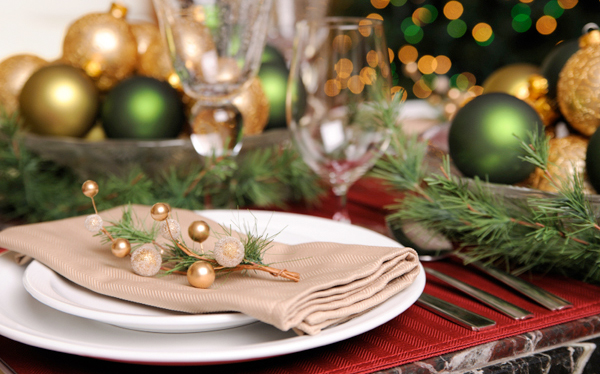 Plating Ideas For Christmas